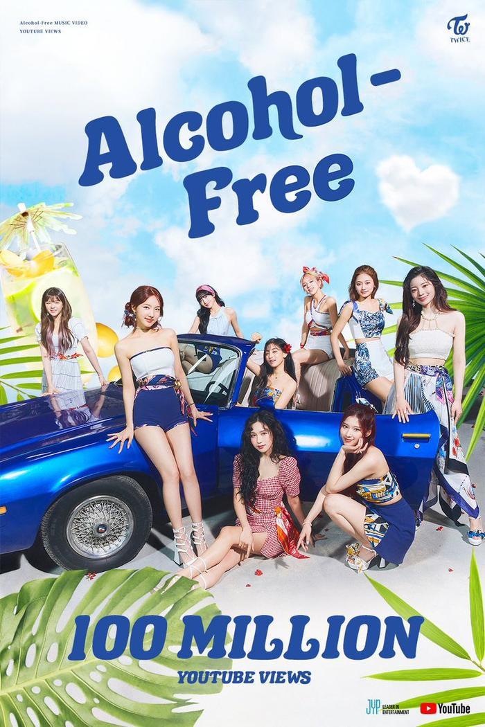 Alcohol-Free bị chê dở, TWICE vẫn phá kỉ lục nhóm nữ đạt 100 triệu view nhanh nhất