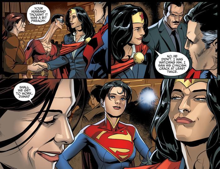 Ảnh hậu trường 'The Flash' bị lộ: Supergirl là con gái của Superman? Ảnh 5