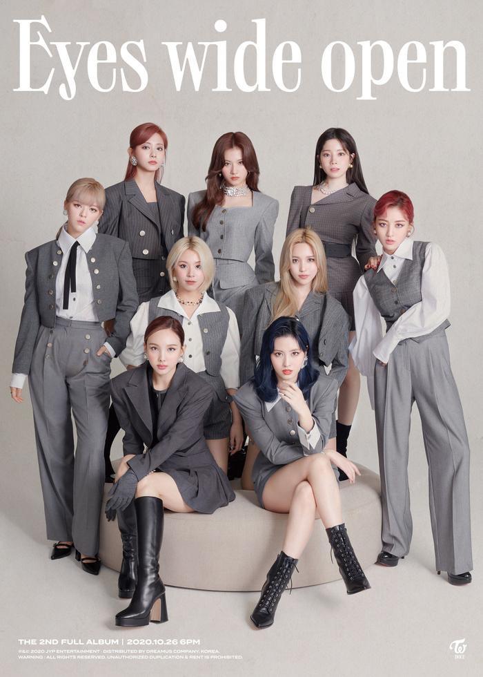 Twice lọt top 6 BXH Billboard 200, là nhóm nữ Kpop thứ 2 làm được điều này Ảnh 2
