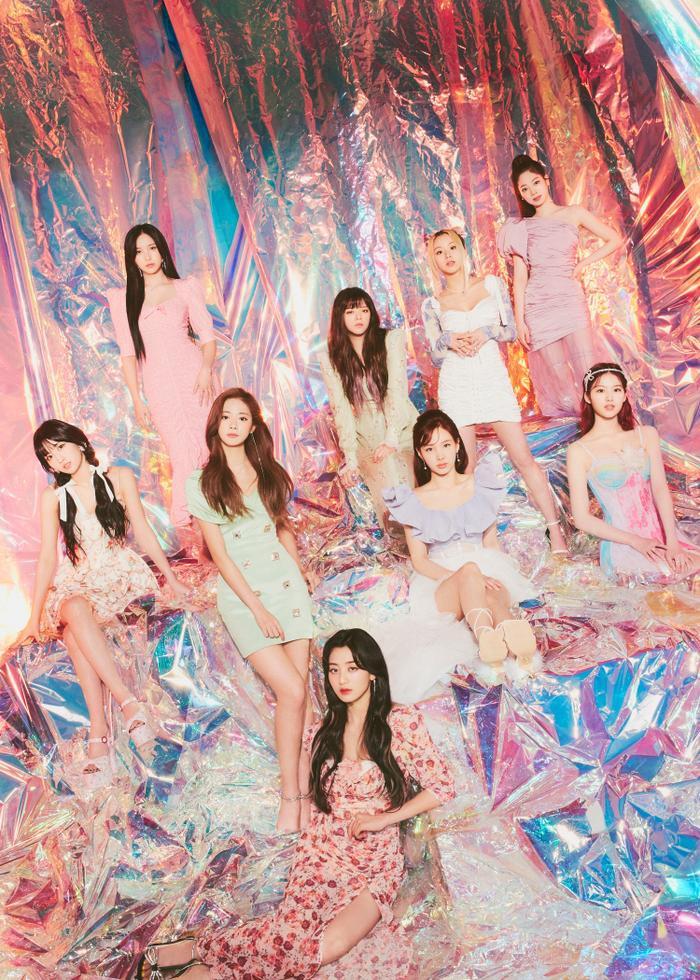 Twice lọt top 6 BXH Billboard 200, là nhóm nữ Kpop thứ 2 làm được điều này Ảnh 1