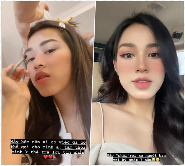 Hoa hậu Đỗ Thị Hà tiếp tục 'sửa nhẹ' một điểm trên gương mặt Ảnh 2