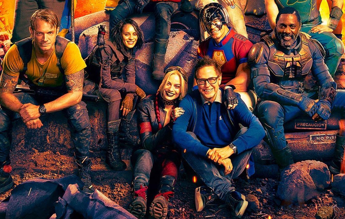 James Gunn: Bỏ 'Superman', lấy 'The Suicide Squad', tại sao lại vậy?