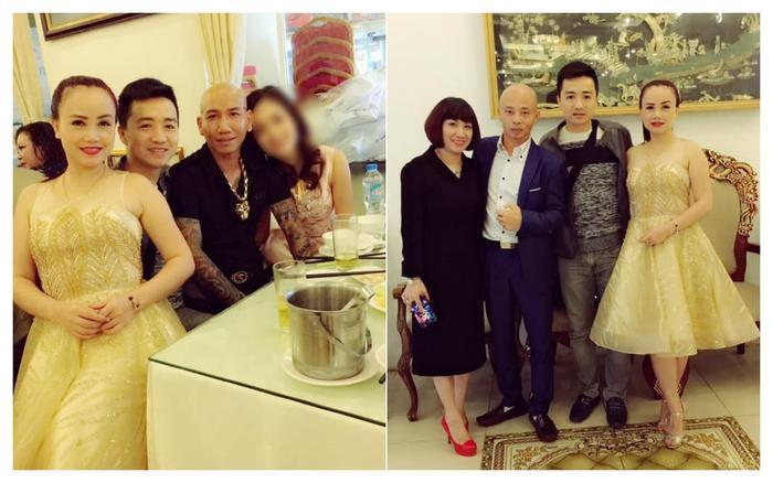 Netizen hoang mang khi thấy ảnh chồng cũ diễn viên Hoàng Yến giao hảo toàn giang hồ mạng 'có tiếng'? Ảnh 3