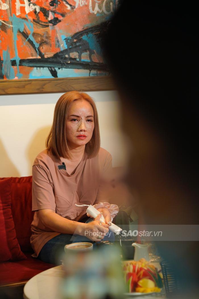 Diễn viên Hoàng Yến đau đớn tiết lộ: Chồng cũ thứ 4 từng đưa con gái nhỏ đi khách sạn với người tình? Ảnh 2