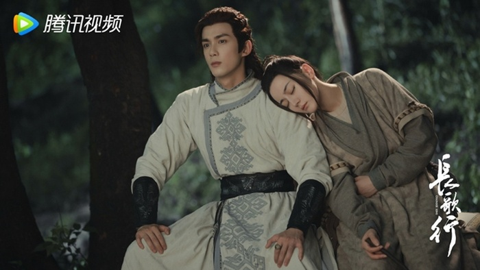 4 phim truyền hình hot nhất Tencent nửa đầu năm 2021: 'Hữu phỉ, 'Trường ca hành' đều góp tên