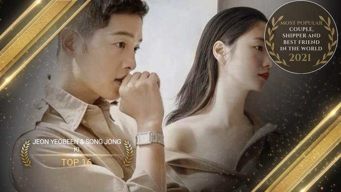 Top 24 cặp đôi đẹp nhất thế giới 2021: Tiêu Chiến - Vương Nhất Bác 'hạ gục' V - Jungkook và Bright - Win! Ảnh 11