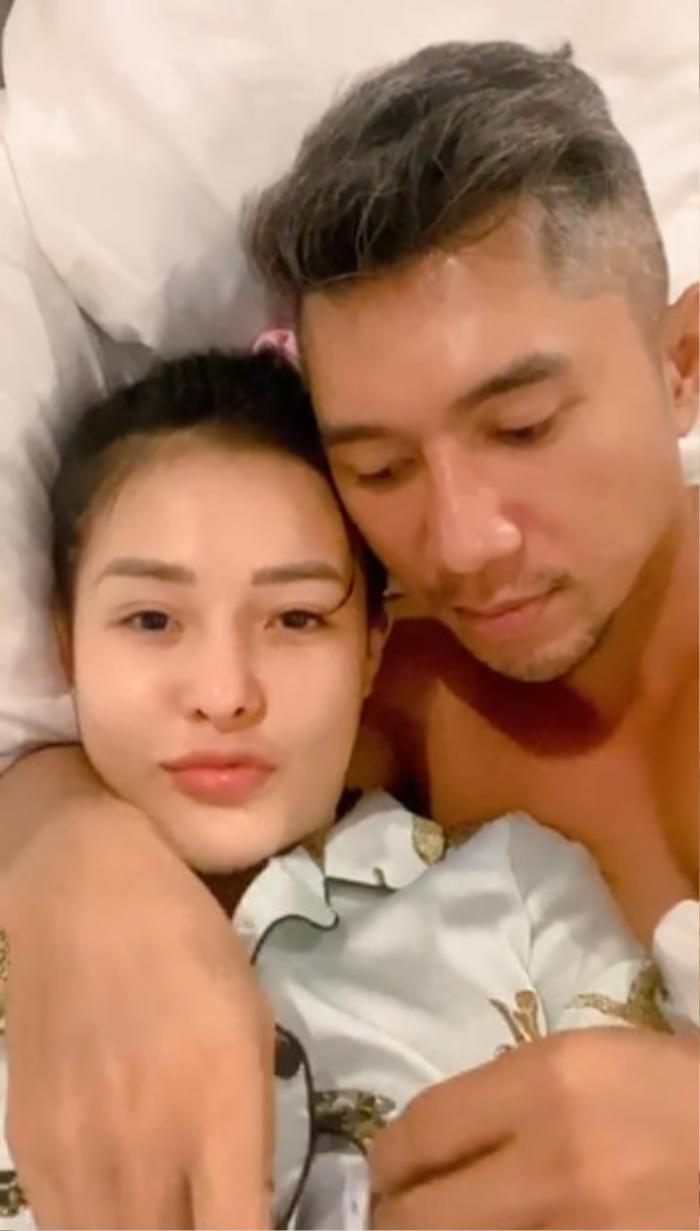 Bị chỉ trích vì đăng clip 'nhạy cảm' với Lương Bằng Quang, Ngân 98: 'Thấy ngứa mắt thì đừng coi' Ảnh 2