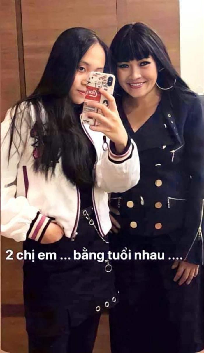 Phương Thanh hiếm hoi khoe ảnh chụp với con gái, nhan sắc ái nữ khiến ai cũng khen ngợi Ảnh 1