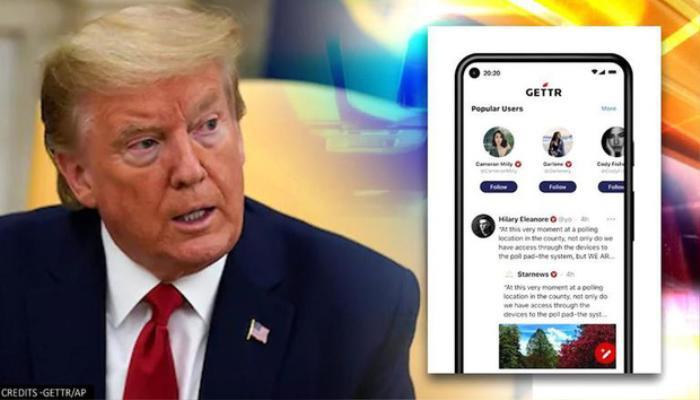 Ông Donald Trump chính thức giới thiệu mạng xã hội mới Ảnh 1