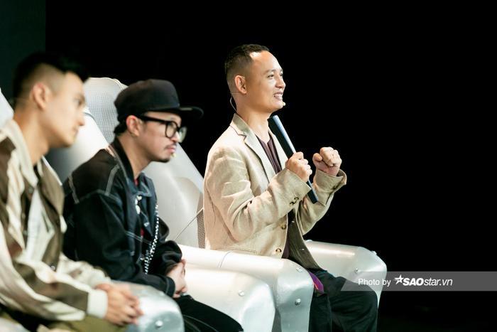 Hát Quan họ Bắc Ninh, Quân A.P 'lột xác' khiến Master Khắc Hưng yêu cầu giữ nguyên hình tượng này Ảnh 7