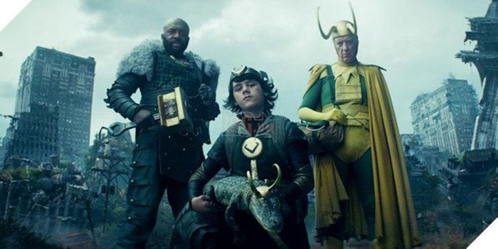 Ác nhân thật sự trong TV drama 'Loki' phải chăng là Quý cô Minutes?