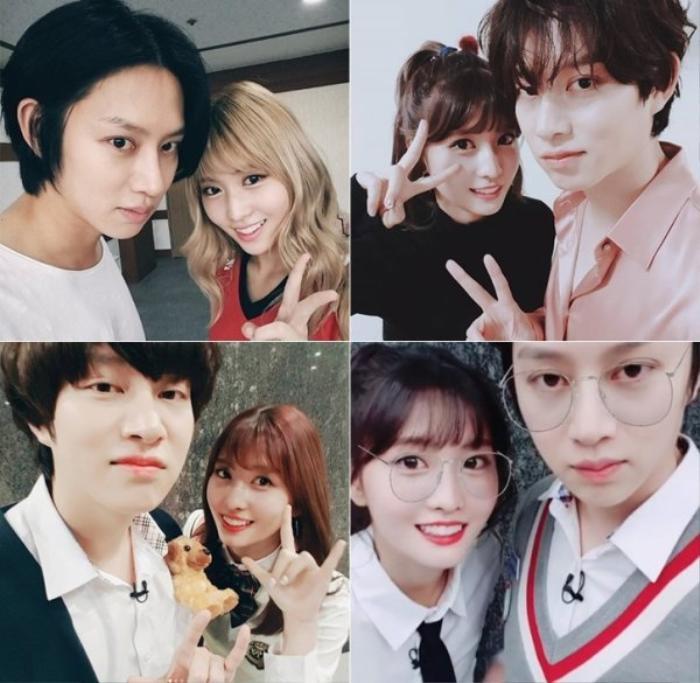 Heechul (Super Junior) và Momo (TWICE) chính thức đường ai nấy đi Ảnh 3