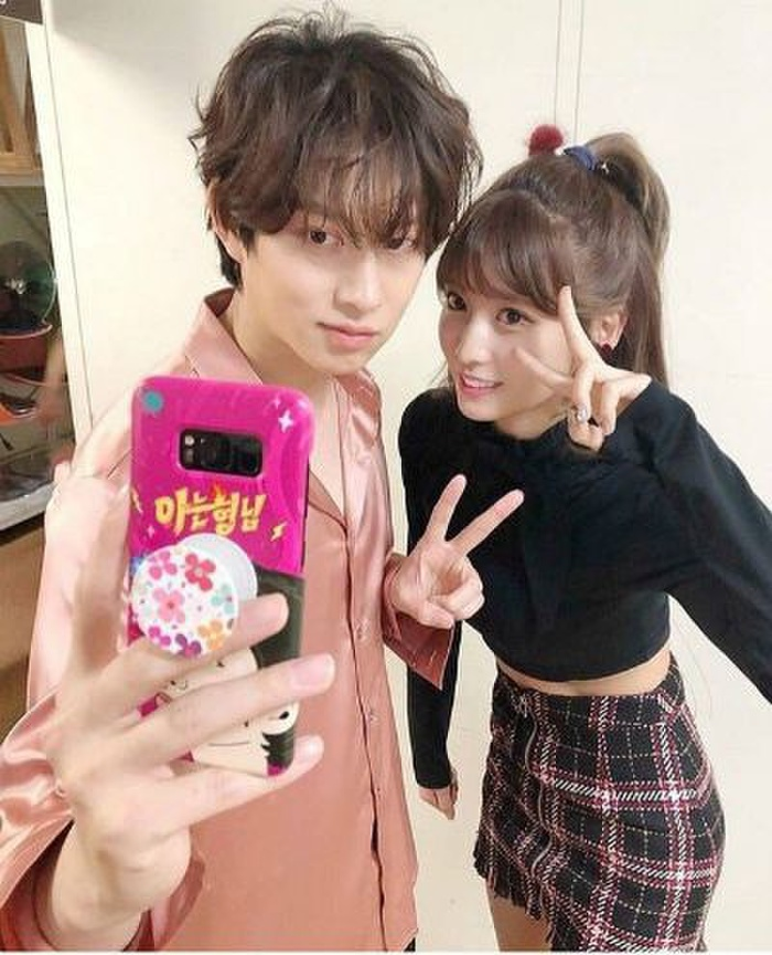 Heechul (Super Junior) và Momo (TWICE) chính thức đường ai nấy đi Ảnh 4