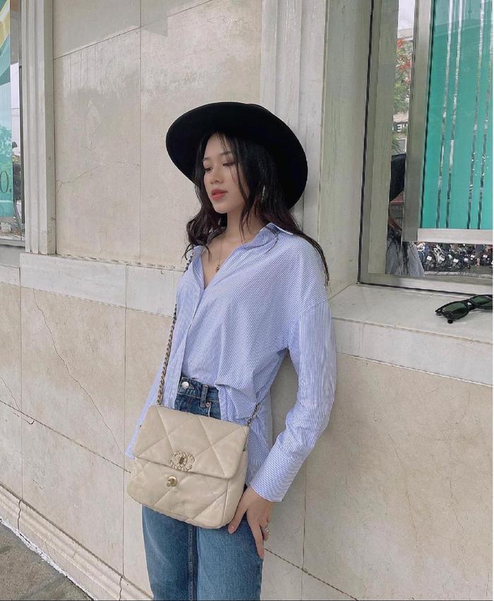 Hoa hậu Đỗ Thị Hà mặc style bụi bặm nhưng vẫn bị cư dân mạng nhắc khéo cực hài Ảnh 1