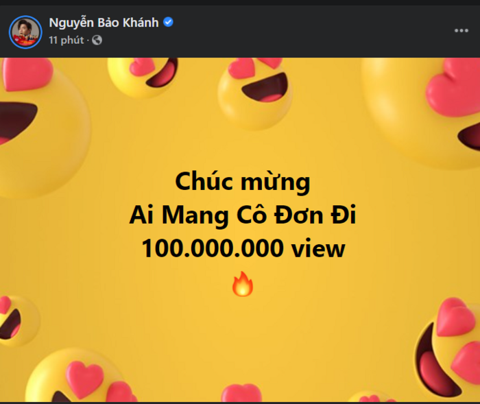 Trước thềm comeback, K-ICM có MV đầu tiên không kết hợp với Jack đạt 100 triệu view Ảnh 2