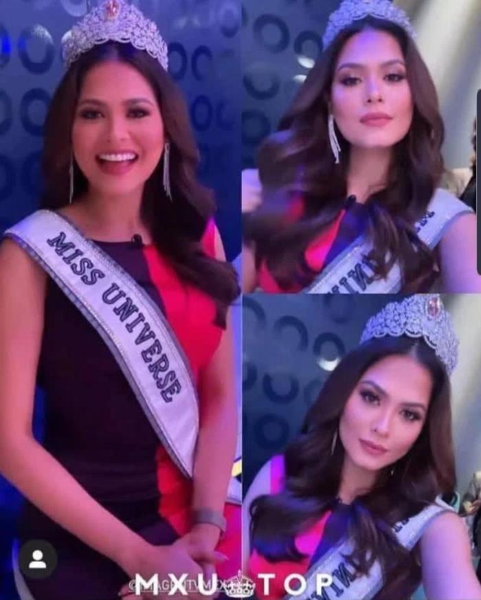 Tân Miss Universe ngày càng nhuận sắc, fan chỉ ra 'lỗi tày trời' dìm hàng cô đêm chung kết MU Ảnh 1