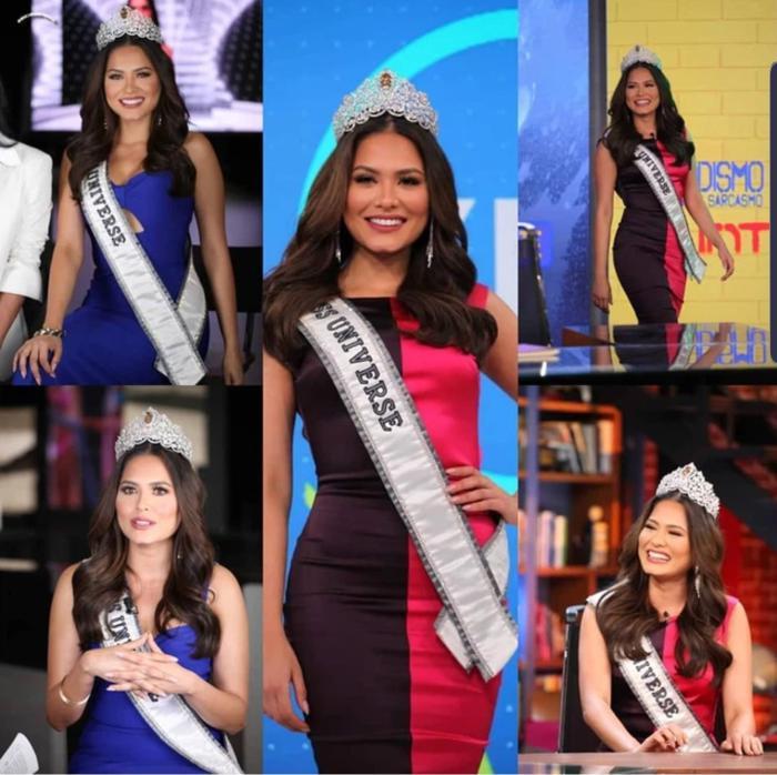 Tân Miss Universe ngày càng nhuận sắc, fan chỉ ra 'lỗi tày trời' dìm hàng cô đêm chung kết MU Ảnh 4