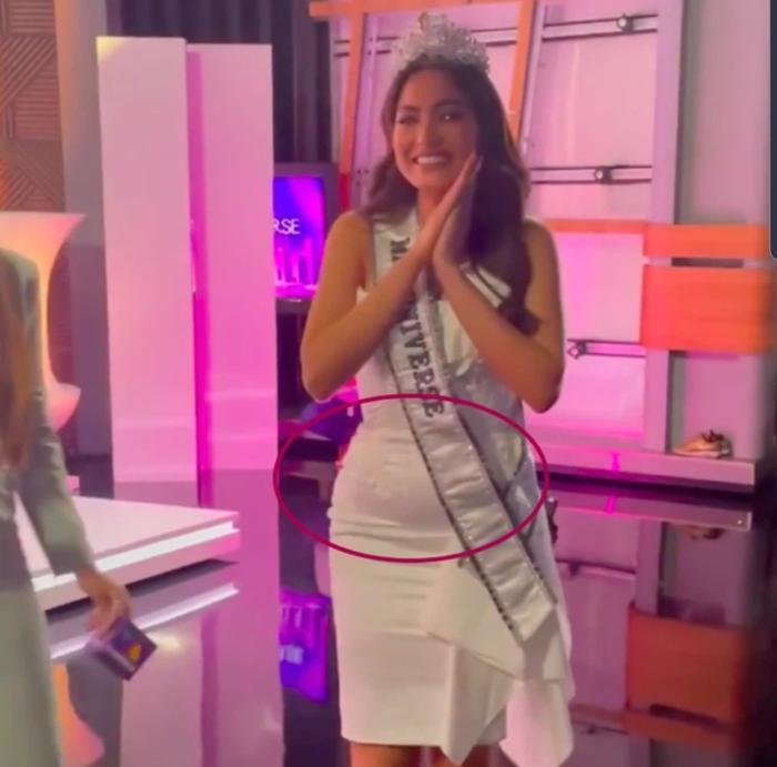 Tân Miss Universe ngày càng nhuận sắc, fan chỉ ra 'lỗi tày trời' dìm hàng cô đêm chung kết MU Ảnh 9