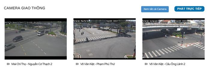 Ngồi nhà nhưng vẫn ngắm toàn cảnh đường phố Sài Gòn những ngày thực hiện chỉ thị 16 Ảnh 1