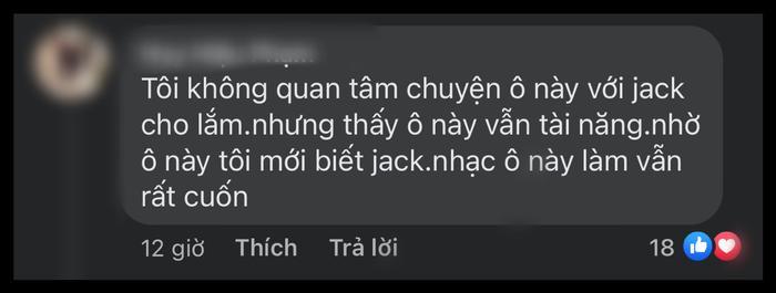 Được khen giống Sơn Tùng, K-ICM thích thú trả lời nhưng vẫn 'cà khịa' Jack cố mãi không bằng đàn anh? Ảnh 3