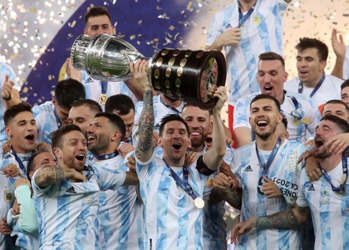 Quế Ngọc Hải: Thật vui khi Messi đã có danh hiệu lớn Ảnh 1
