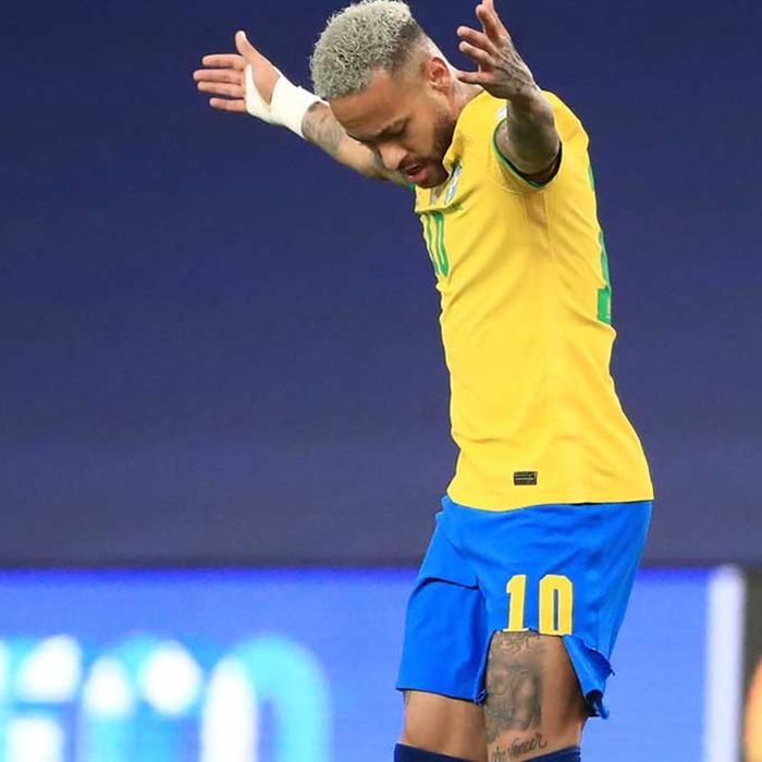 'Cái c.h.ết' của sự lãng mạn trong ngày Argentina thắng Brazil! Ảnh 1