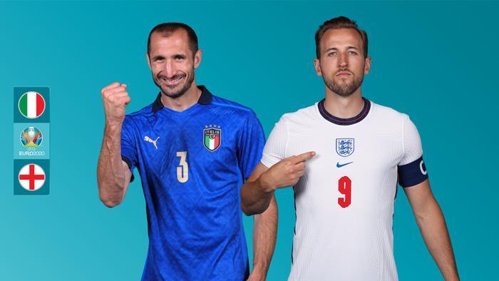 Trận chung kết EURO 2020: 'Bậc thầy' Ý hóa giải 'đệ tử' Anh? Ảnh 1