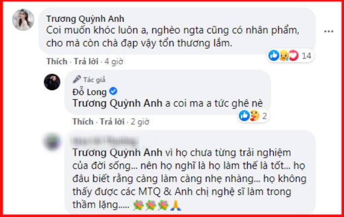 Trương Quỳnh Anh muốn khóc, Đỗ Long, Trịnh Thăng Bình bức xúc khi xem clip cụ già bị miệt thị