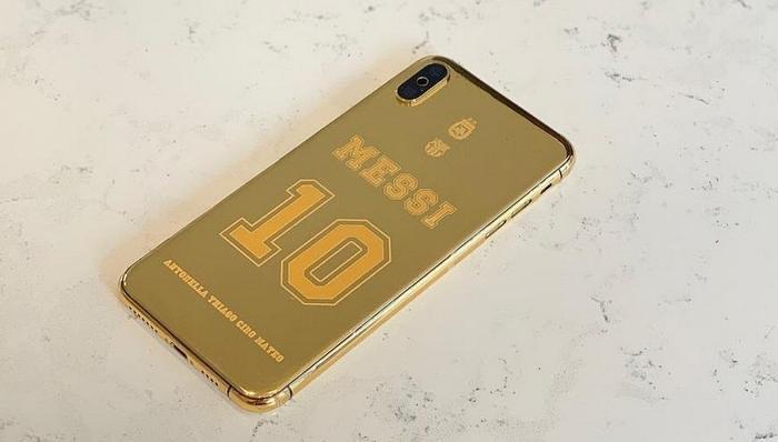 Soi chiếc smartphone được Messi dùng để gọi cho vợ con Ảnh 3