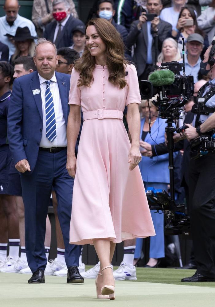 Công nương Kate chiếm spotlight với style thanh lịch tinh tế tại các sự kiện thể thao hàng đầu thế giới Ảnh 4