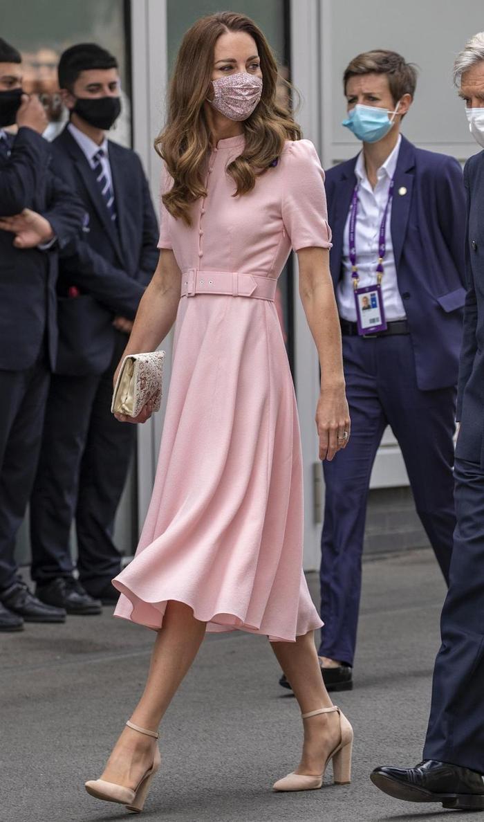 Công nương Kate chiếm spotlight với style thanh lịch tinh tế tại các sự kiện thể thao hàng đầu thế giới Ảnh 2