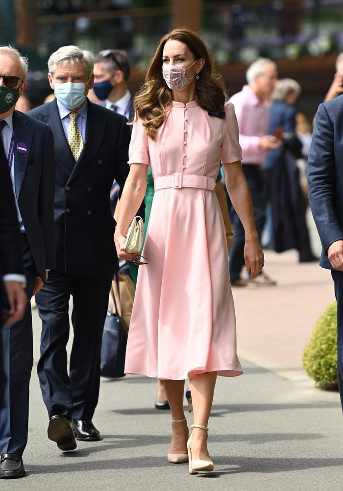 Công nương Kate chiếm spotlight với style thanh lịch tinh tế tại các sự kiện thể thao hàng đầu thế giới Ảnh 3