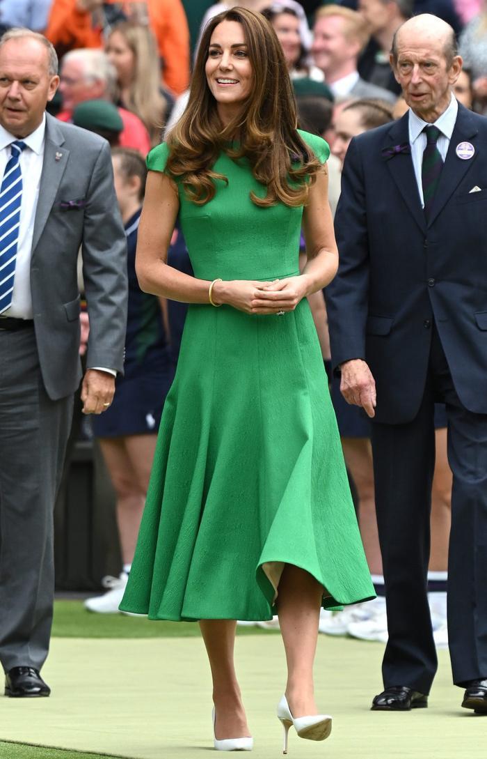 Công nương Kate chiếm spotlight với style thanh lịch tinh tế tại các sự kiện thể thao hàng đầu thế giới Ảnh 1