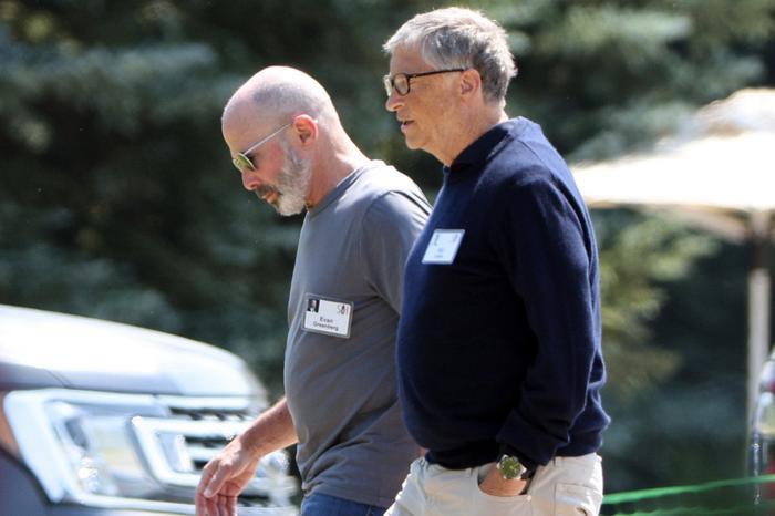 Bill Gates 'suýt khóc', ám chỉ ly hôn là do lỗi của mình Ảnh 1