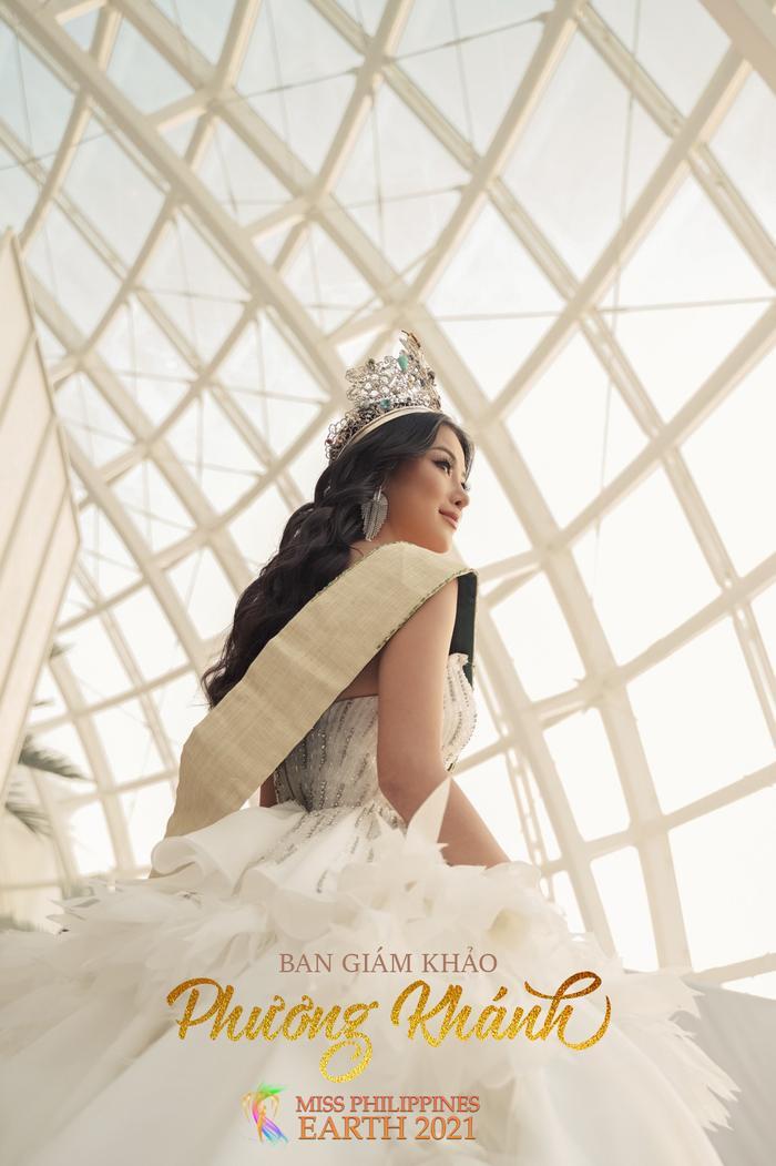 Hoa hậu Phương Khánh làm giám khảo Miss Earth Philippines 2021 Ảnh 3