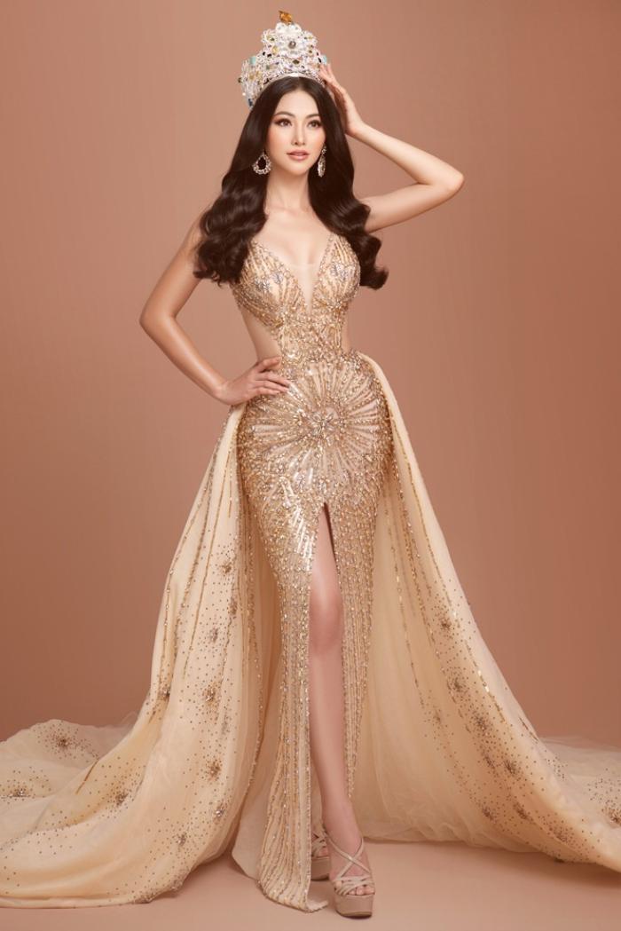 Hoa hậu Phương Khánh làm giám khảo Miss Earth Philippines 2021 Ảnh 1