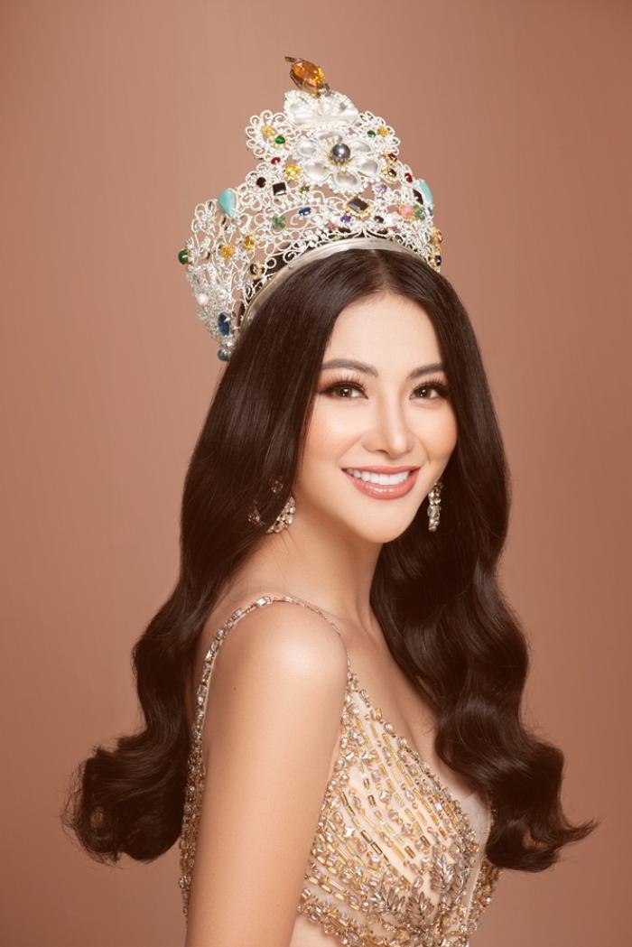 Hoa hậu Phương Khánh làm giám khảo Miss Earth Philippines 2021 Ảnh 2