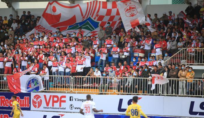 V.League 2021 có nguy cơ dừng: Tiếc cho HAGL của bầu Đức Ảnh 1