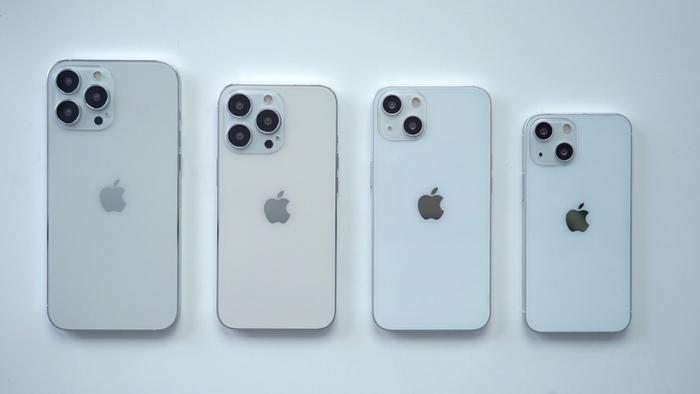 Camera của iPhone 13 đặt theo đường chéo và đây là lý do Ảnh 1