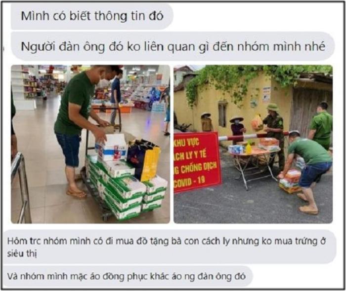 Sự thật sau bức ảnh người đàn ông 'vơ vét' cả xe trứng trong siêu thị, có phải làm từ thiện như lời đồn? Ảnh 4
