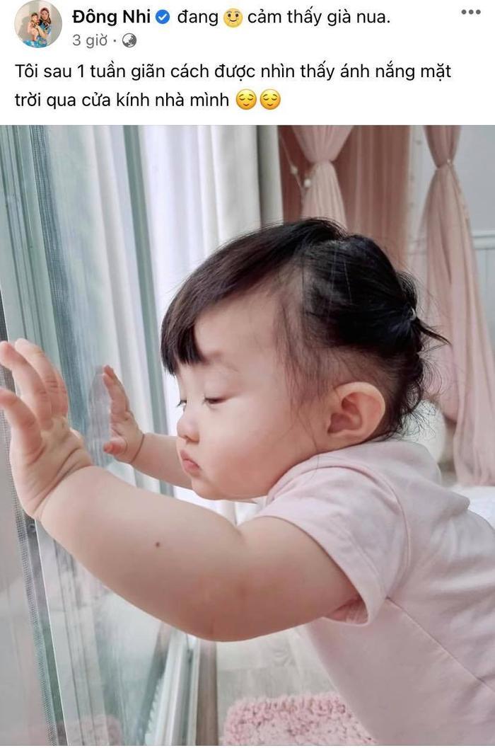 Đông Nhi 'rủ rê' Ông Cao Thắng dìm hàng con, nhưng netizen toàn bình luận khen bé Winnie vì lí do này Ảnh 2