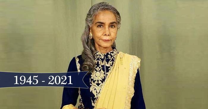Bà nội của Anandi trong 'Cô dâu 8 tuổi' qua đời ở tuổi 75: Tạm biệt người nghệ sĩ tận tâm Ảnh 5