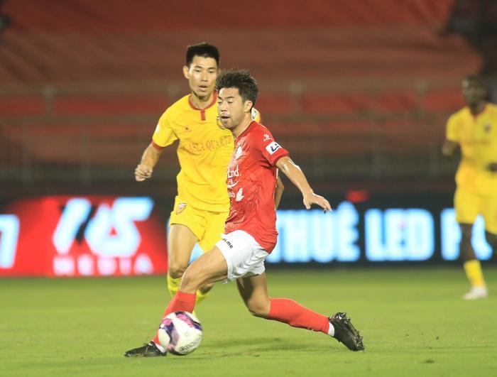 CLB TPHCM đề xuất VPF hủy V.League 2021 Ảnh 1