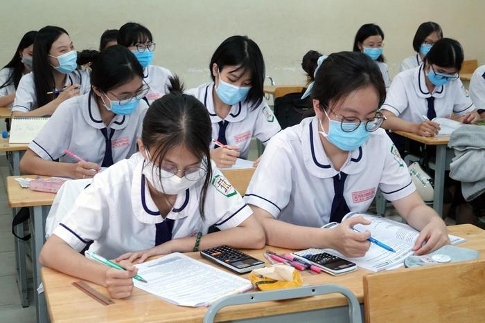 TP.HCM xuất hiện bài thi môn Ngữ Văn tốt nghiệp THPT bị chấm điểm 0 Ảnh 1