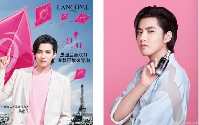 Nối gót Trịnh Sảng, Ngô Diệc Phàm chính thức bị Louis Vuitton & BVLGARI 'đá bay màu' Ảnh 5