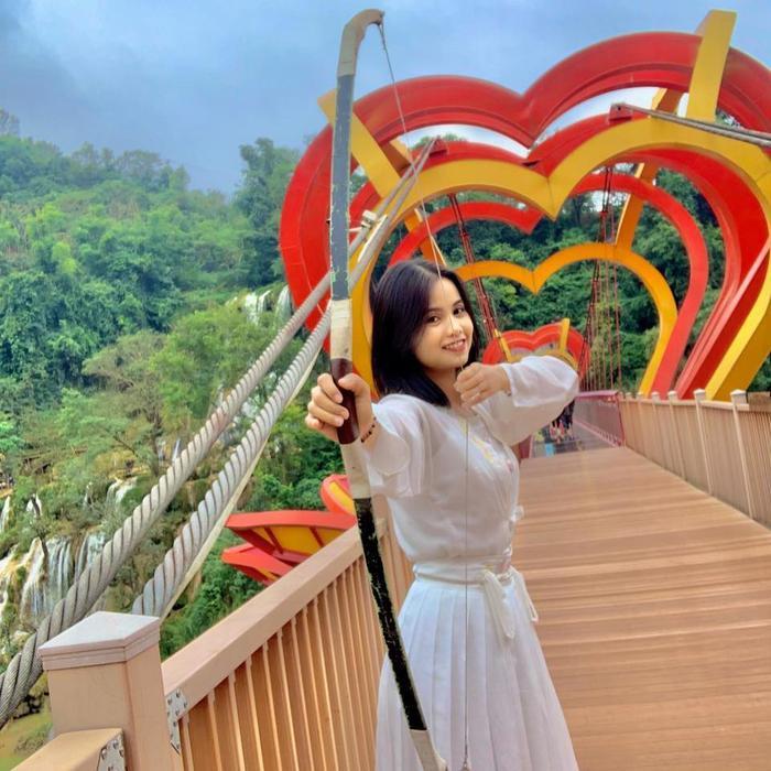 Ngắm nhan sắc xinh đẹp của nữ cung thủ Việt Nam đua tài ở Olympic Tokyo Ảnh 4