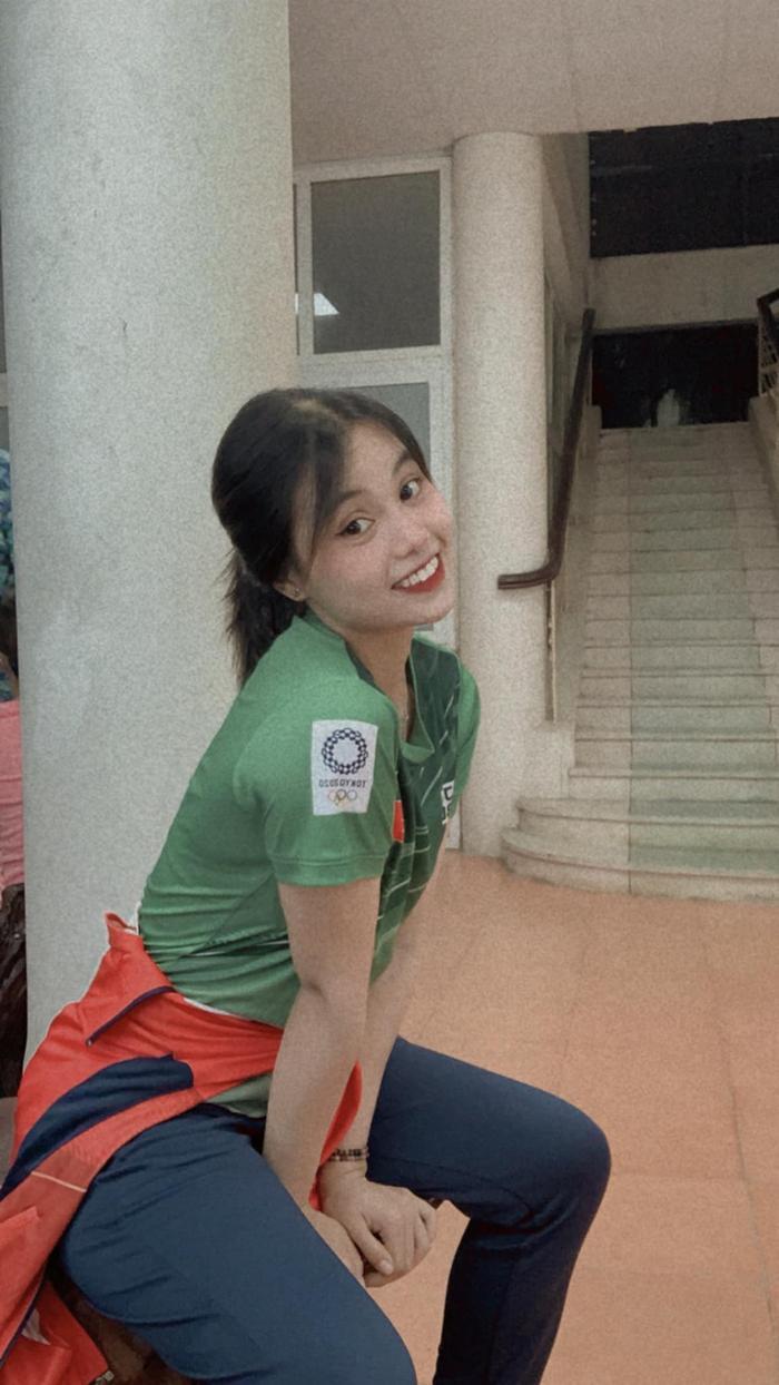 Ngắm nhan sắc xinh đẹp của nữ cung thủ Việt Nam đua tài ở Olympic Tokyo Ảnh 11