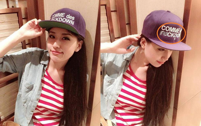 Hoa hậu Mai Phương Thúy up ảnh thời 'trẻ trâu' mặc áo rộng, đội mũ snapback Ảnh 2