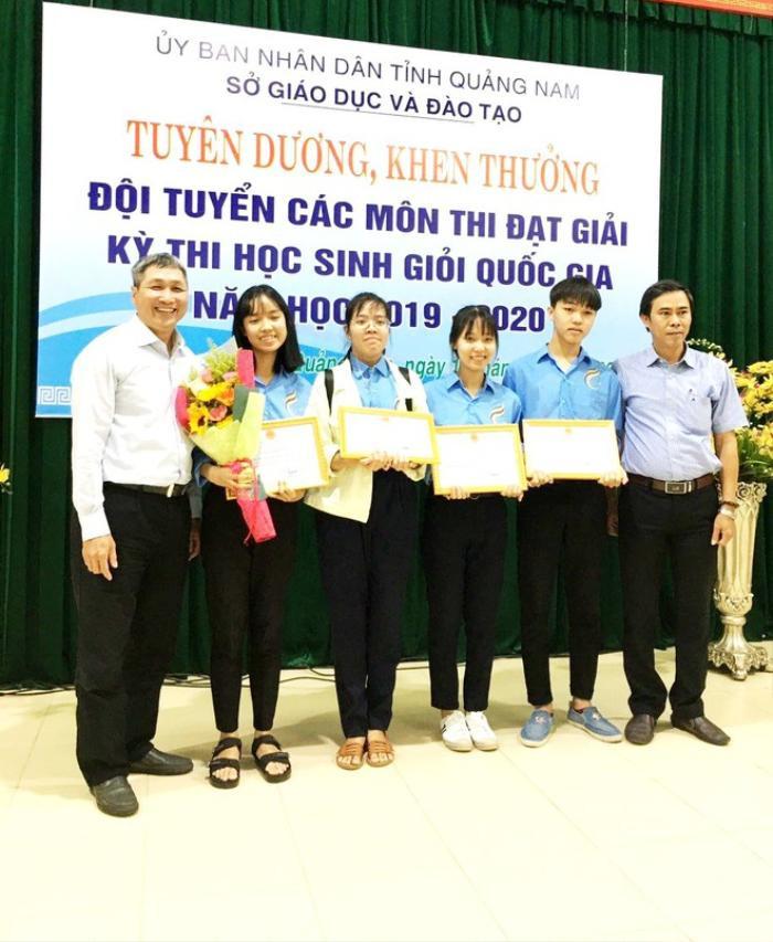 ĐH Ngoại thương hứa tạo điều kiện tốt nhất cho thí sinh đạt điểm 10 môn Văn Ảnh 2