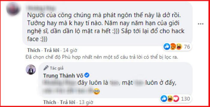 Phát ngôn văng tục, MC Thành Trung nói gì khi bị cảnh báo 'đừng giẫm lên vết xe đổ' của nghệ sĩ Đức Hải Ảnh 3